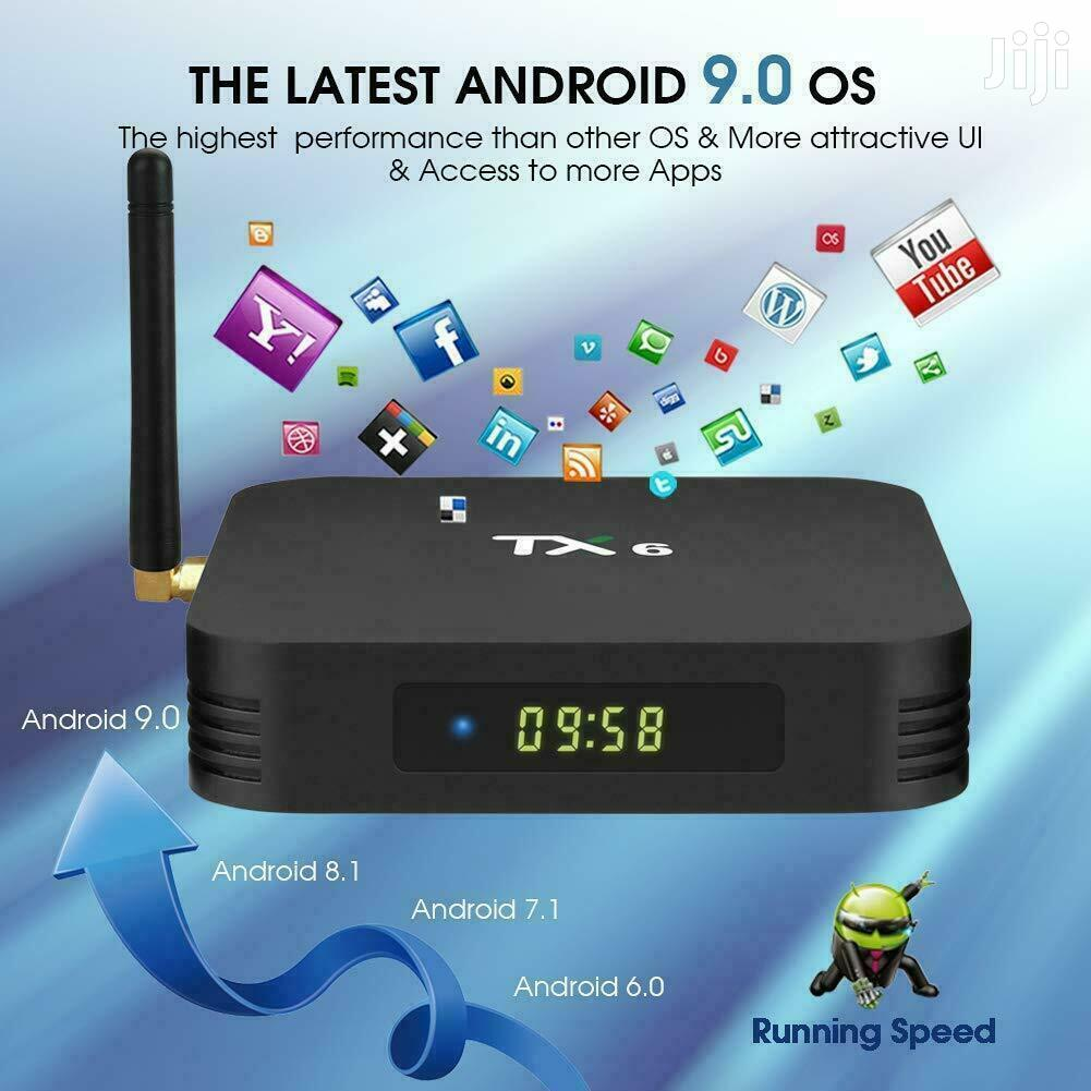 Andriod TV Box (Tx6) | TV & DVD Equipment for sale in Accra Metropolitan, Greater Accra, Ghana