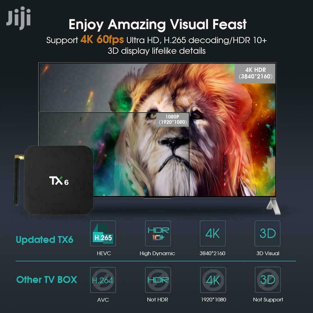 Andriod TV Box (Tx6)