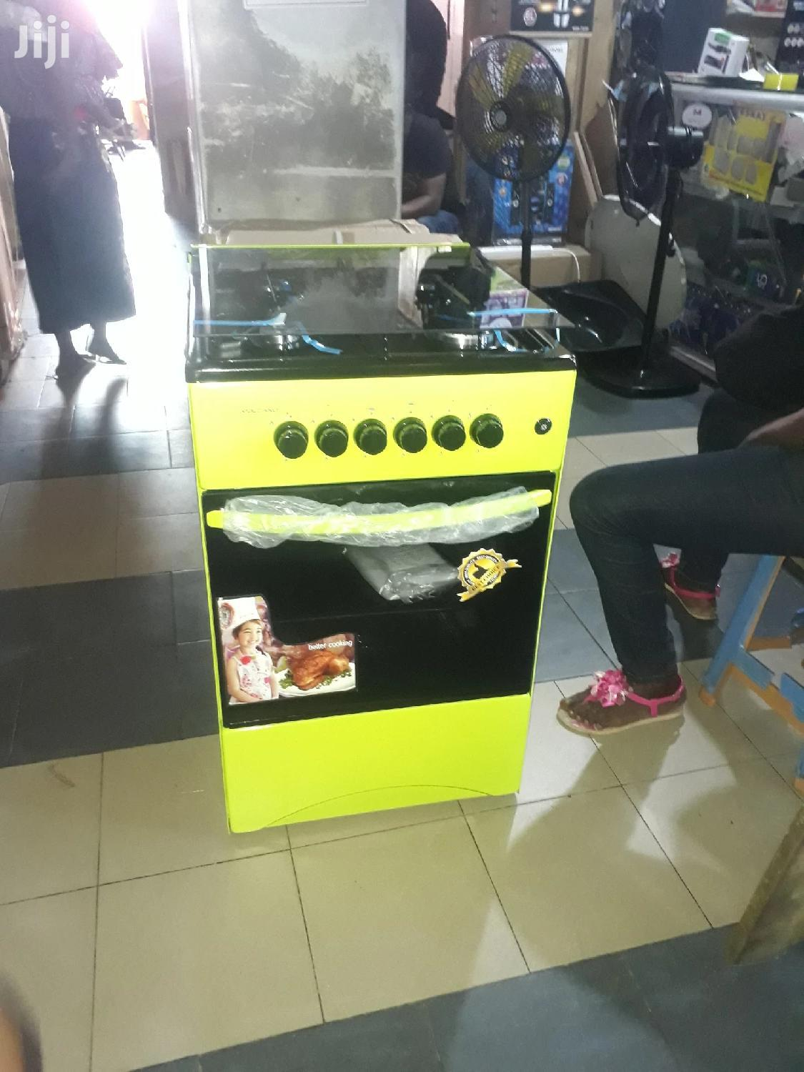 Gass Cooker With Oven