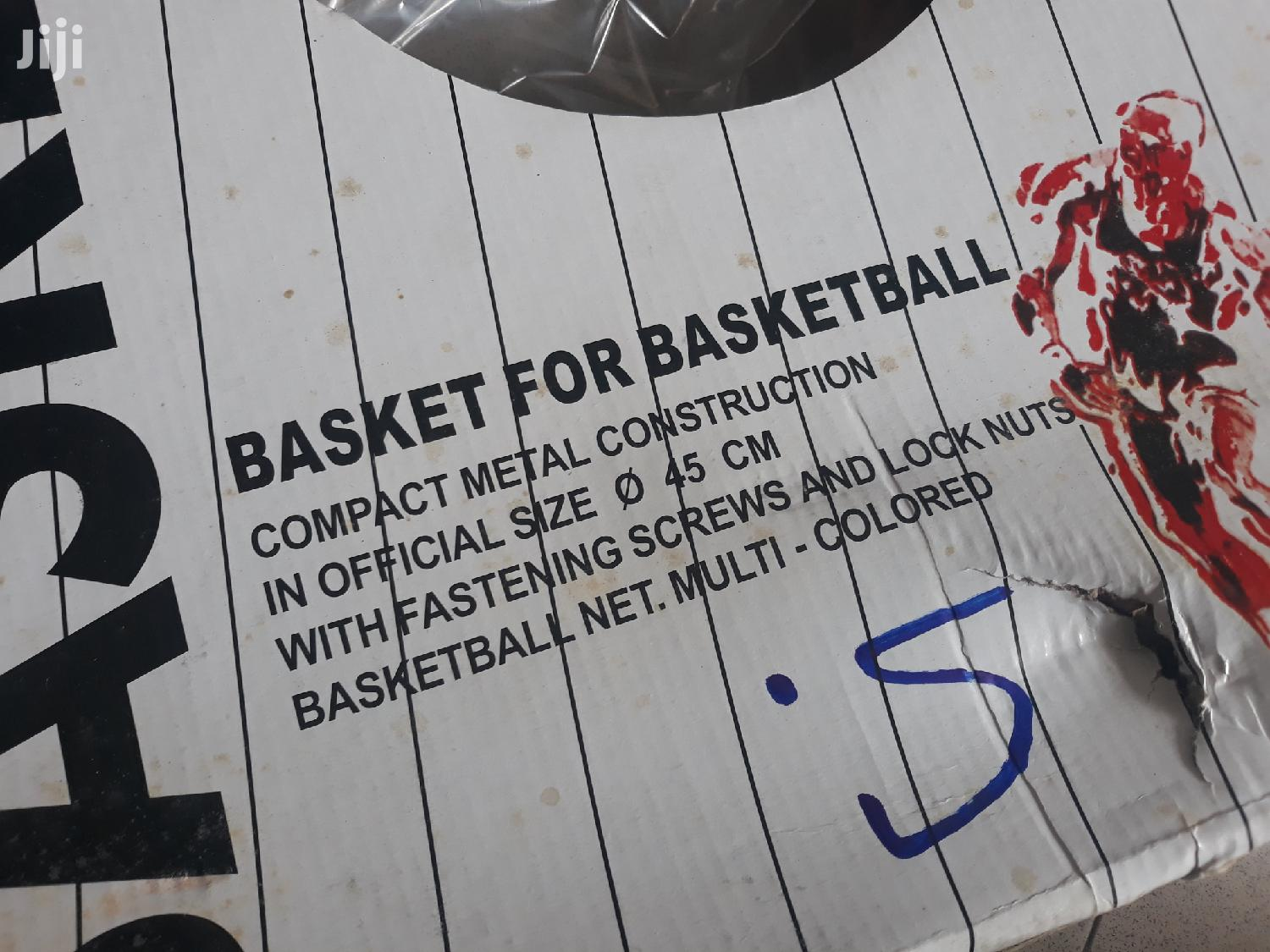 Original Basketball Ring At Cool Price | Sports Equipment for sale in Dansoman, Greater Accra, Ghana