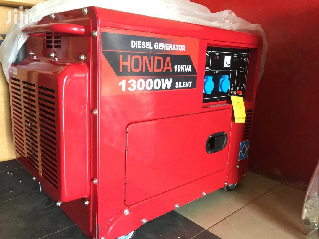Honda 10KVA Japan Super~Diesel Generator