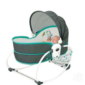 5-in-1 Baby Rocker Bassinet | Children's Furniture for sale in Greater Accra, Nungua