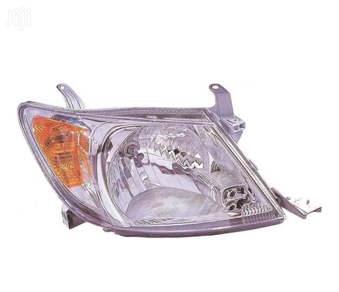 Toyota Hilux Headlight Pair 2005-2010 Headlight | Vehicle Parts & Accessories for sale in Abossey Okai, Greater Accra, Ghana