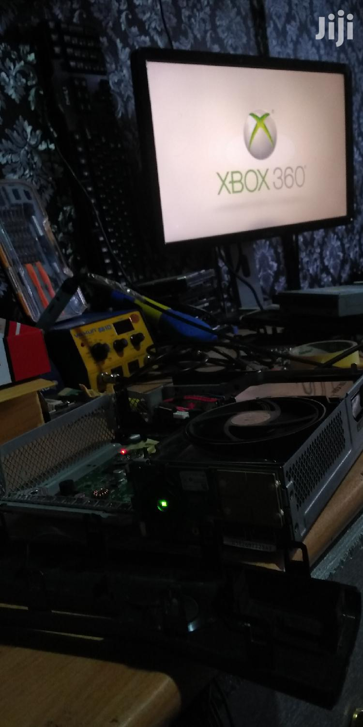 Xbox 360 Console Repairs | Repair Services for sale in Ashaiman Municipal, Greater Accra, Ghana