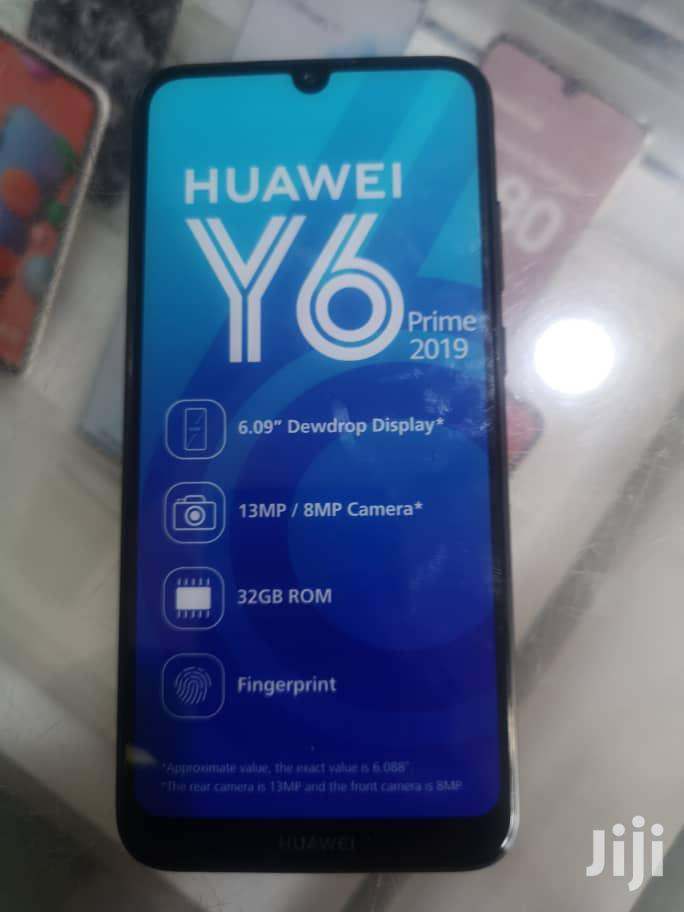 Archive: New Huawei Y6 Prime 32 GB