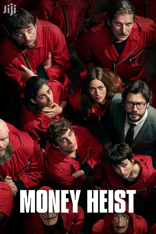 Archive: Money Heist Complete Season