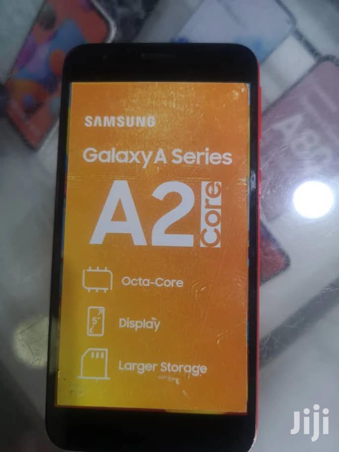 New Samsung Galaxy A2 Core 8 GB Gray
