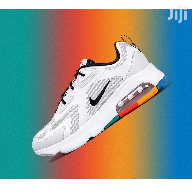 Archive: Nike Air Max 200