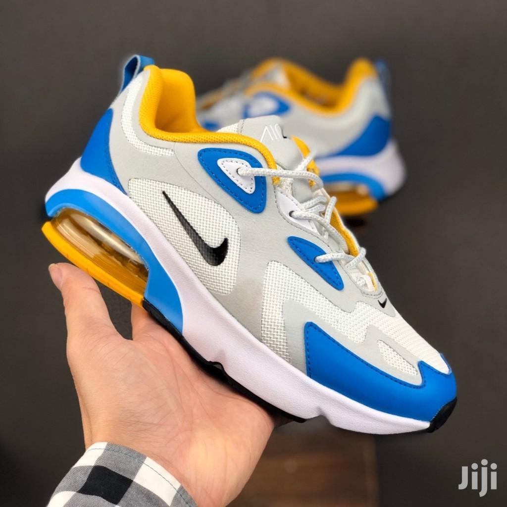 Archive: Nike Air Max 200 Yb