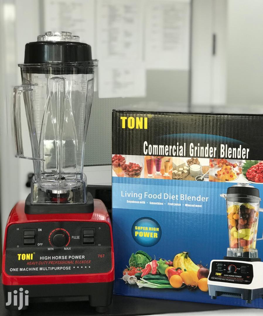 Toni Commercial Blender in