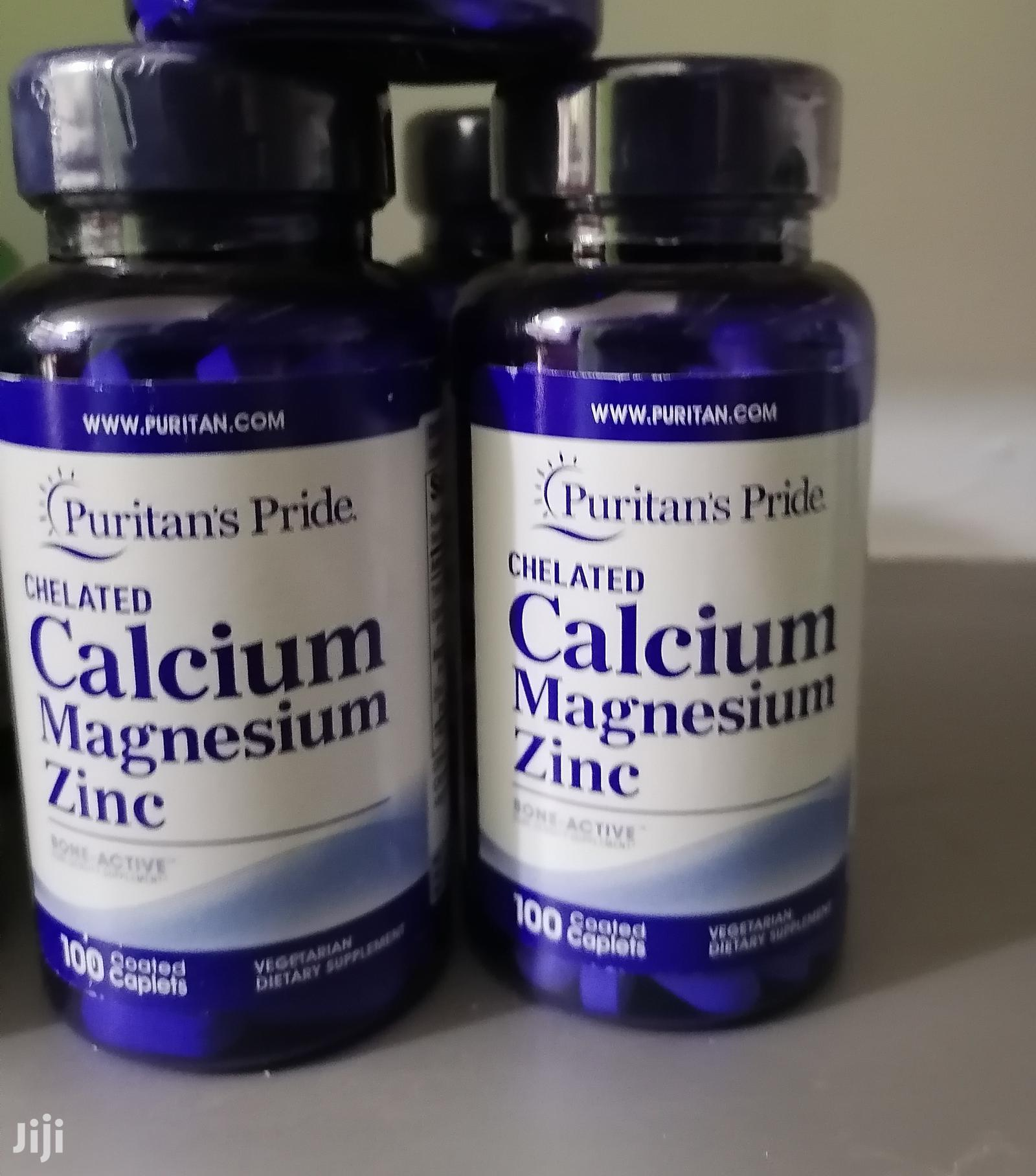 Archive: Calsium, Magnisum &Zinc