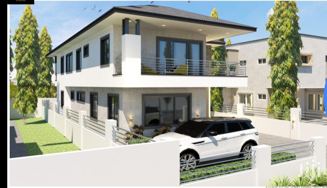 5 Bedroom Townhouse With Maid'sroom For Sale | Houses & Apartments For Sale for sale in Adenta Municipal, Greater Accra, Ghana