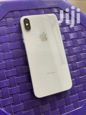 Apple iPhone X 256 GB White