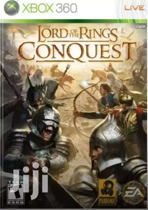 The Lord Of The Rings: Conquest - Xbox 360 | Video Game Consoles for sale in Greater Accra, Adenta