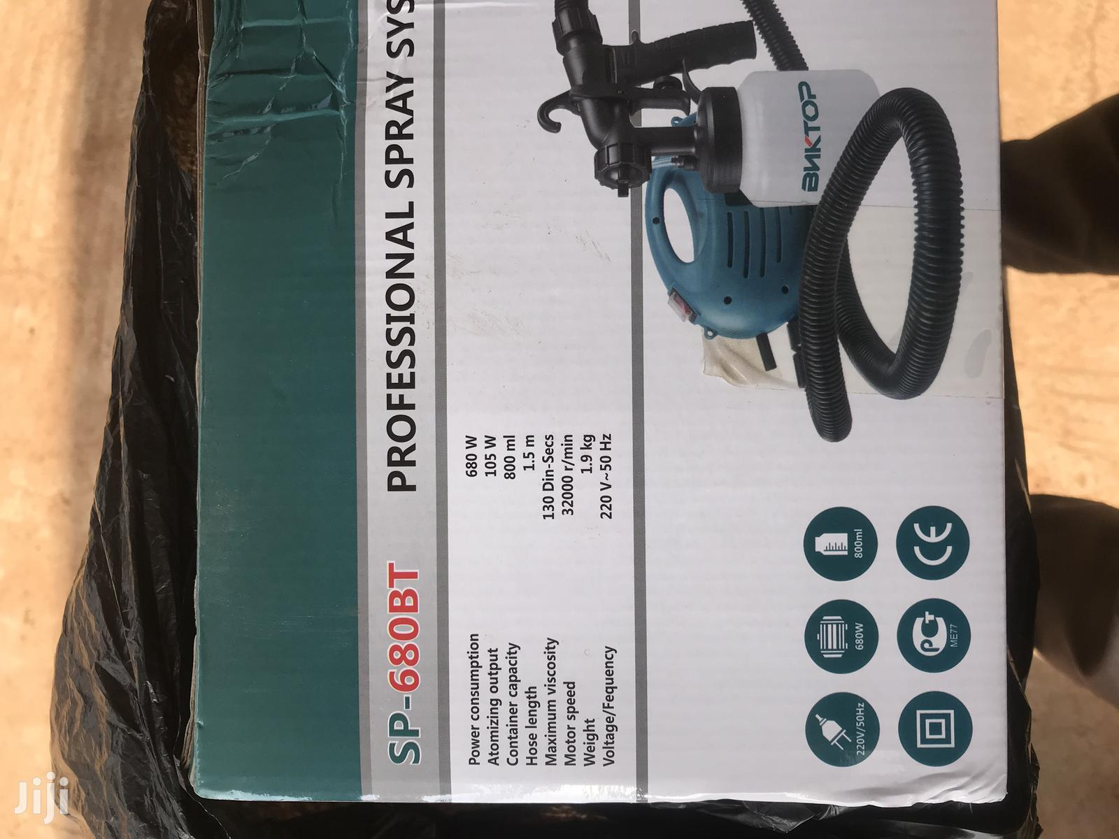 Bnktop Electronic Spray Machine From Russia | Electrical Tools for sale in Abelemkpe, Greater Accra, Ghana