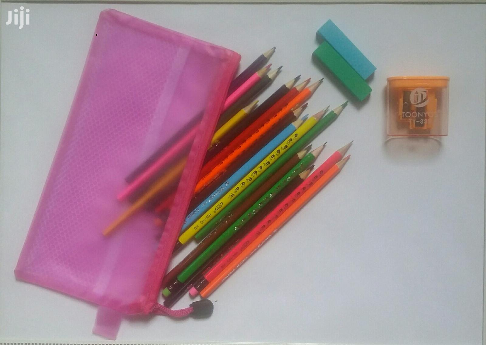 Archive: Colour And Regular Pencils