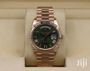 Rolex Day-Date 40 (Green Dial)