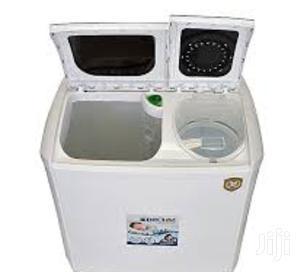 Sturdy Bruhm 11kg Twin Saemi Auto Washing Machine | Home Appliances for sale in Greater Accra, Accra Metropolitan