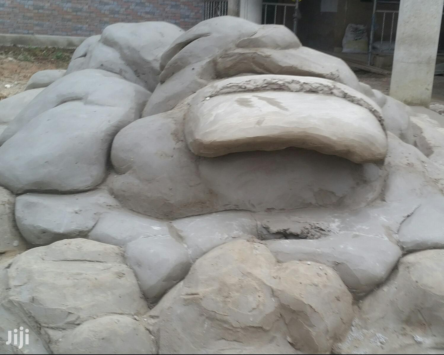 Artificial Rocks Design   Landscaping & Gardening Services for sale in Ga South Municipal, Greater Accra, Ghana