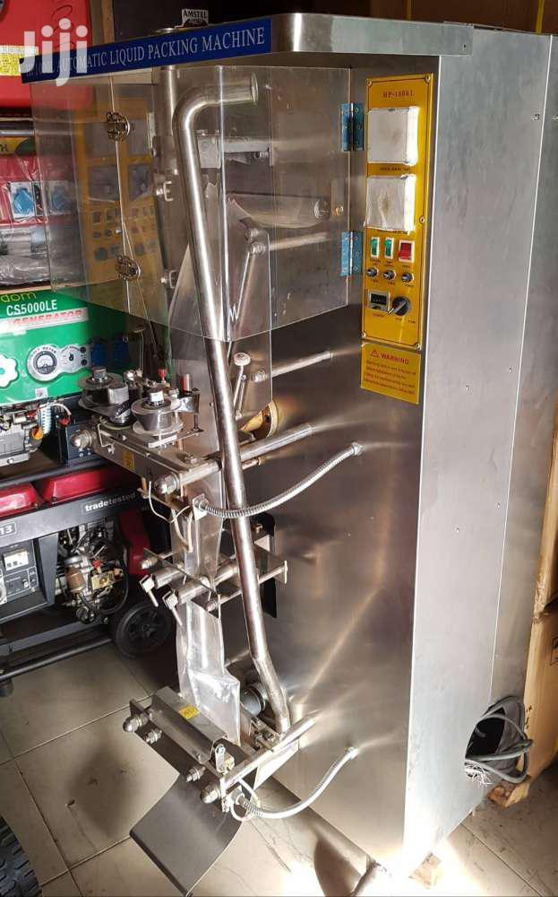 HP1000L AUTOMATIC LIQUID PACKING MACHINE