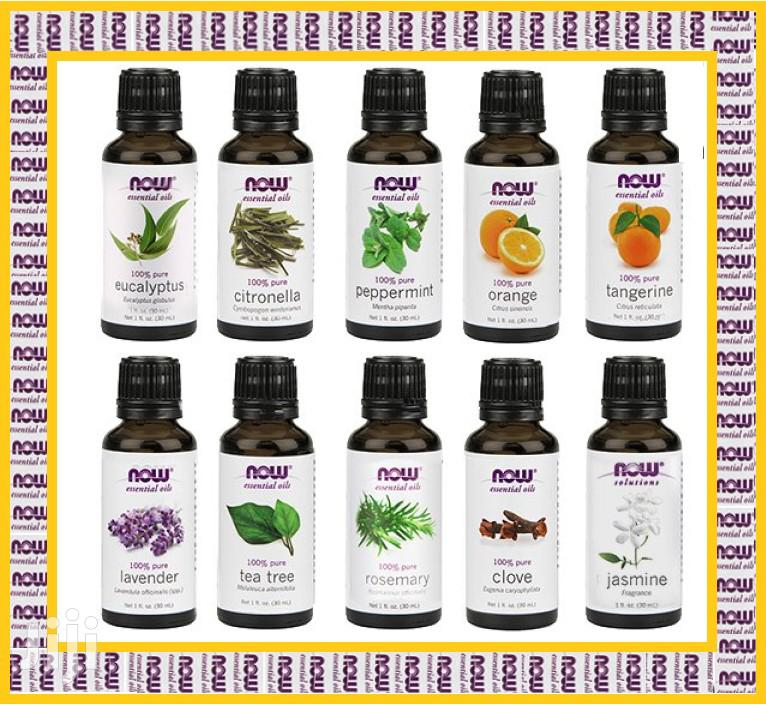 10 Pack Of NOW Foods Essential Oils NOW Foods Essential Oil