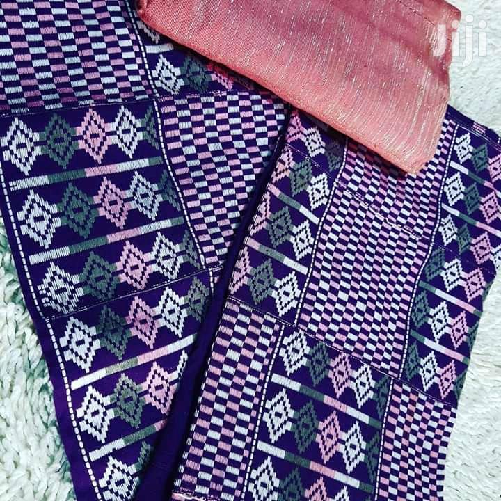 Engagement Combination Kente Cloth