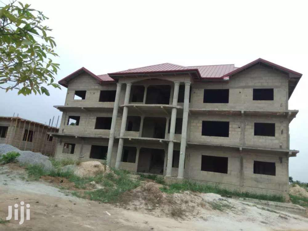 Archive: 6 Flats House On One Plot At PARKOSO NEAR ASOKORE MAMPONG