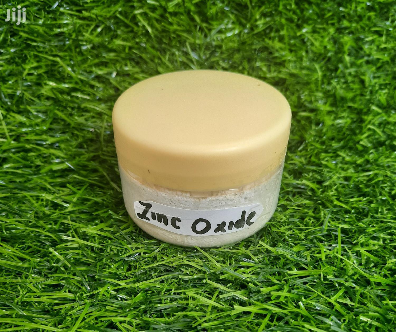 Zinc Powder And Oatmeal Powder