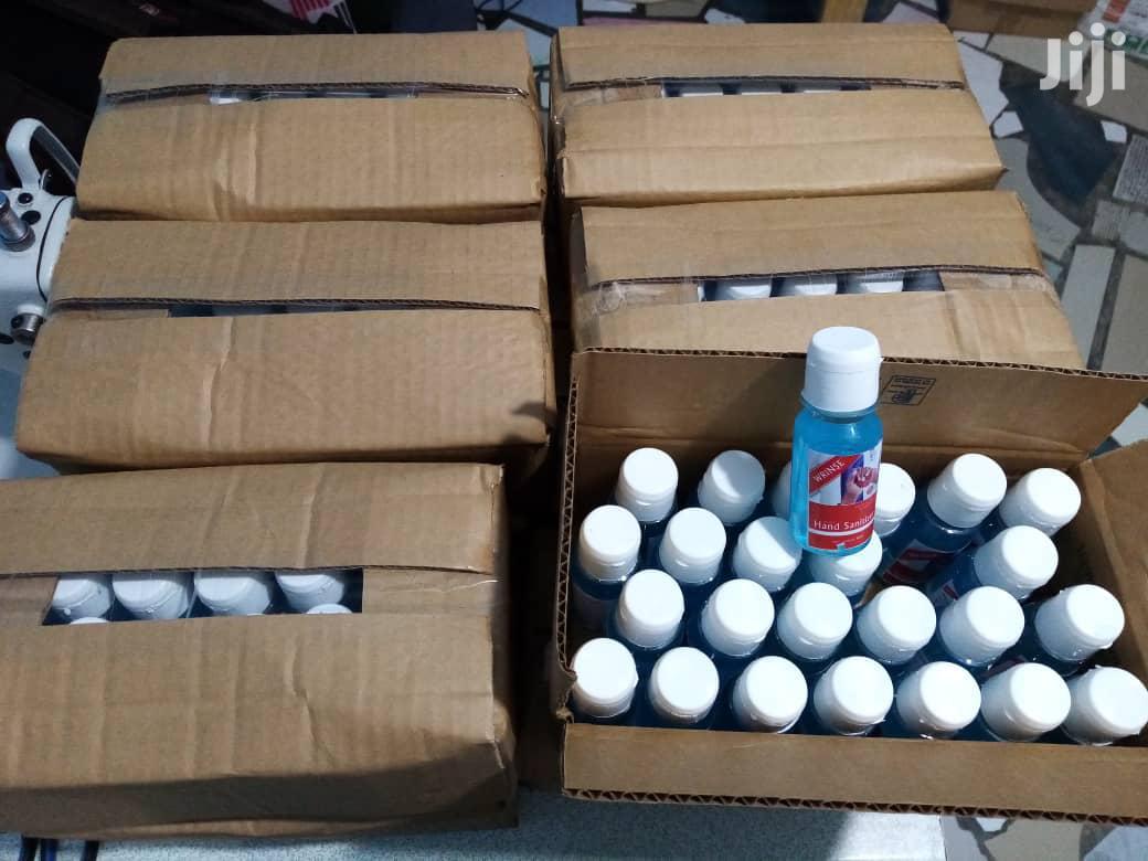 Archive: Hand Sanitiser Wholesale