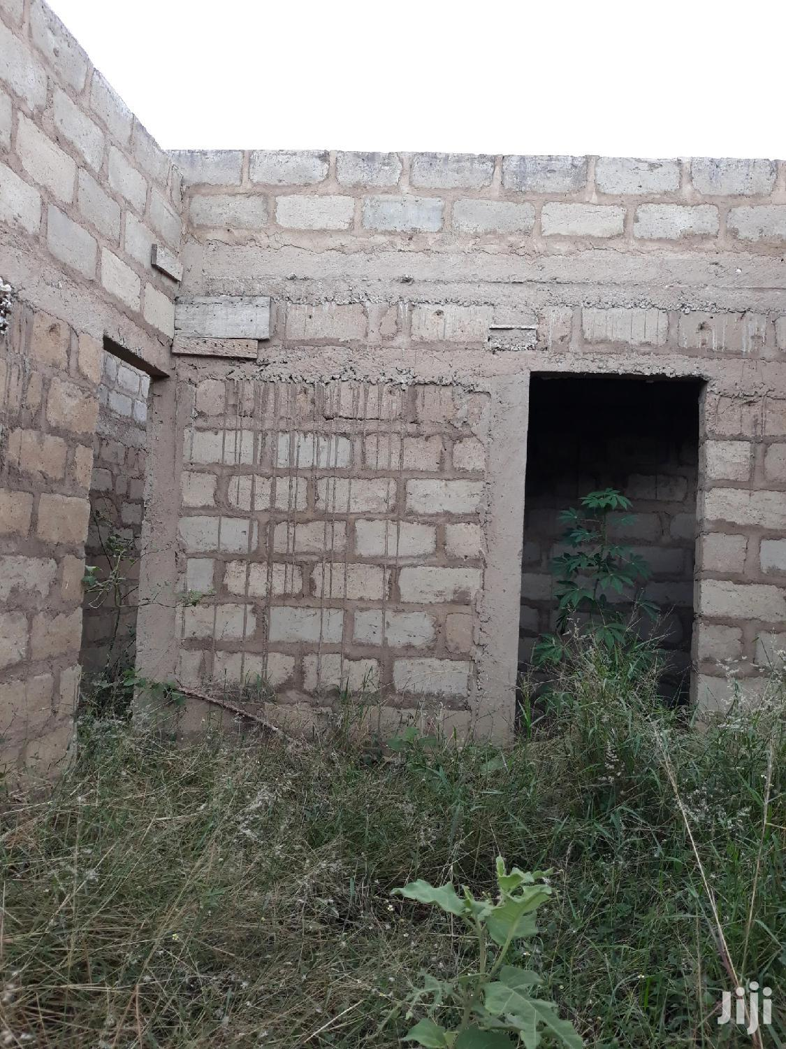 3 Bedroom Uncompleted House For Sale At Kasoa. | Houses & Apartments For Sale for sale in Effutu Municipal, Central Region, Ghana