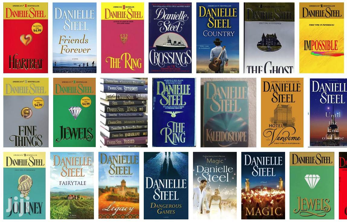 Daniel Steele 10 Book-Set (E-Books)
