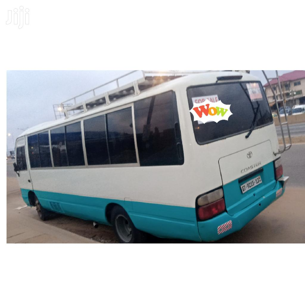 Toyota Coaster | Buses & Microbuses for sale in Ga South Municipal, Greater Accra, Ghana