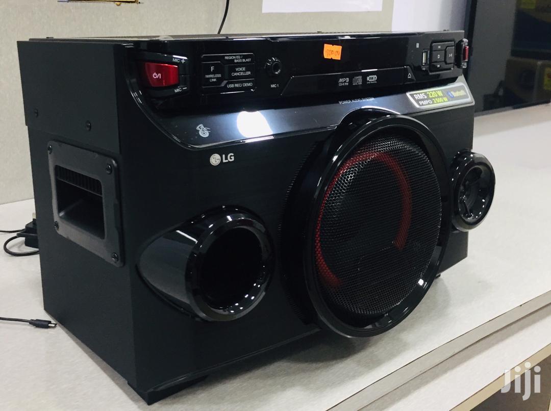 LG Mini Home DJ Sound Sysyem