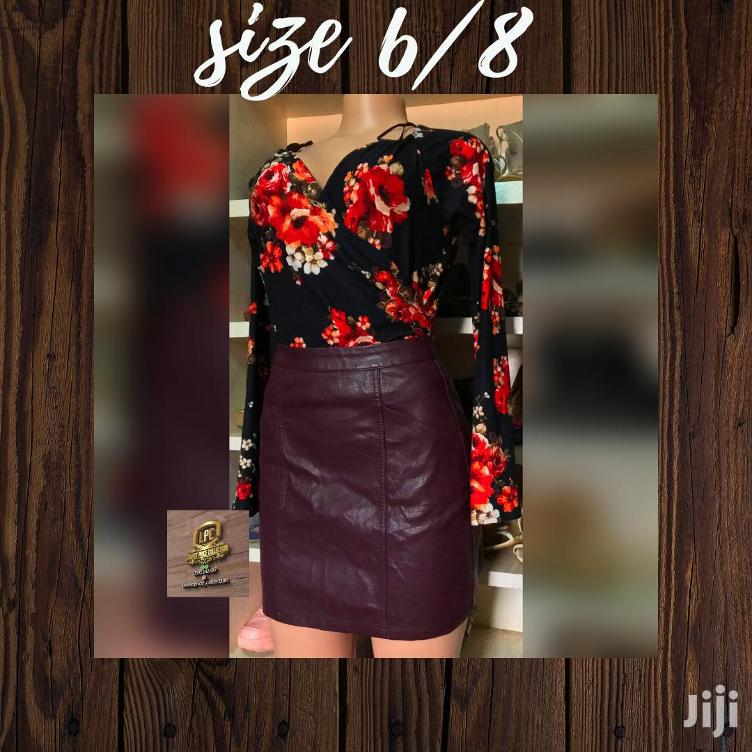 Nice Designer Skirt | Clothing for sale in North Labone, Greater Accra, Ghana