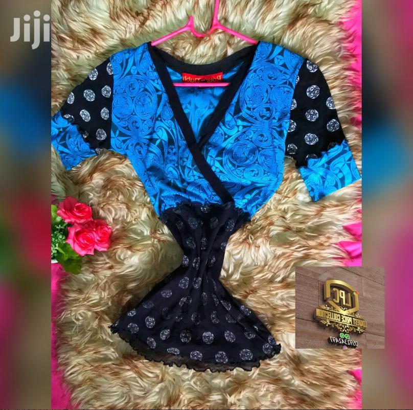 Nice Designer Ladies Shirt | Clothing for sale in North Labone, Greater Accra, Ghana