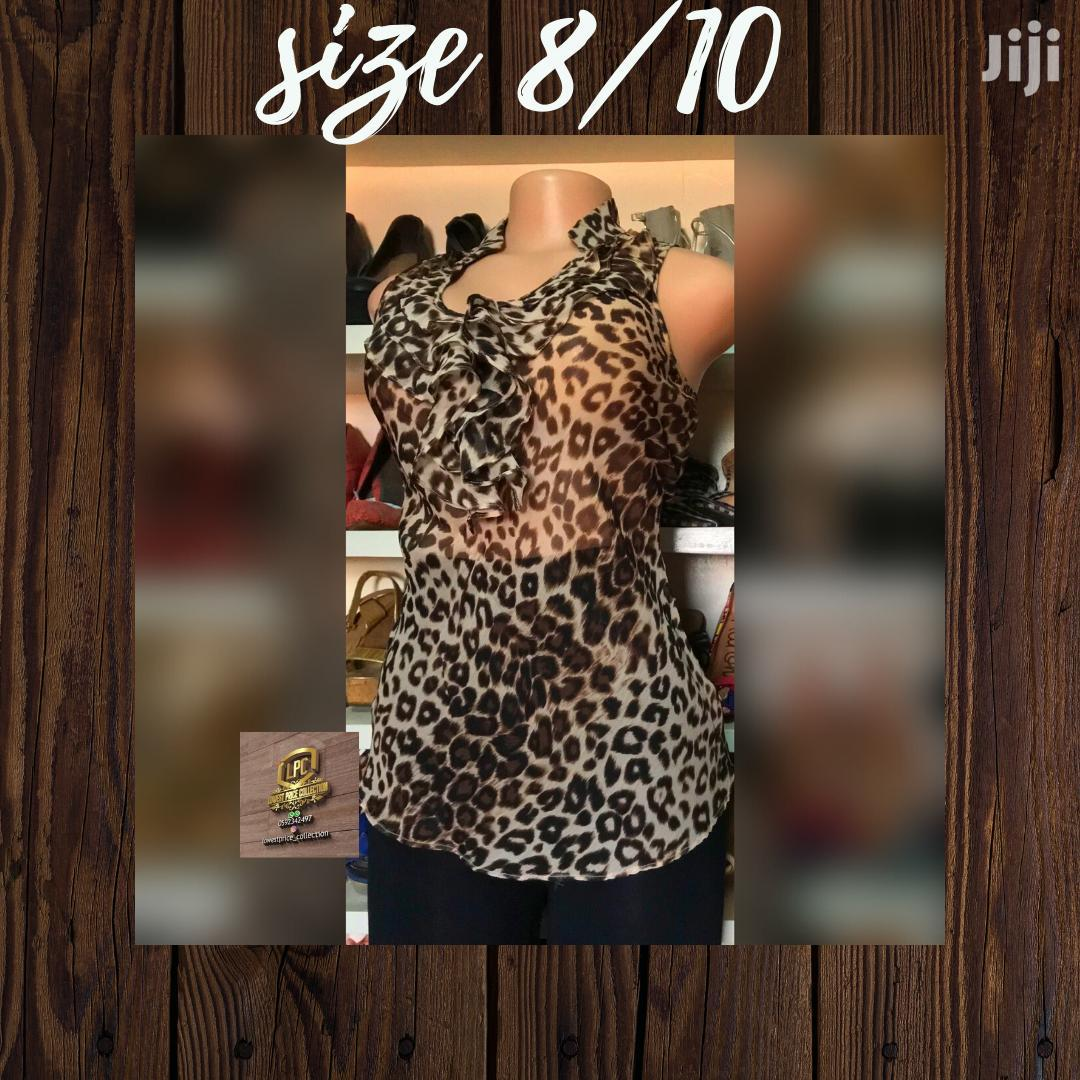 Designer Ladies Shirt | Clothing for sale in North Labone, Greater Accra, Ghana