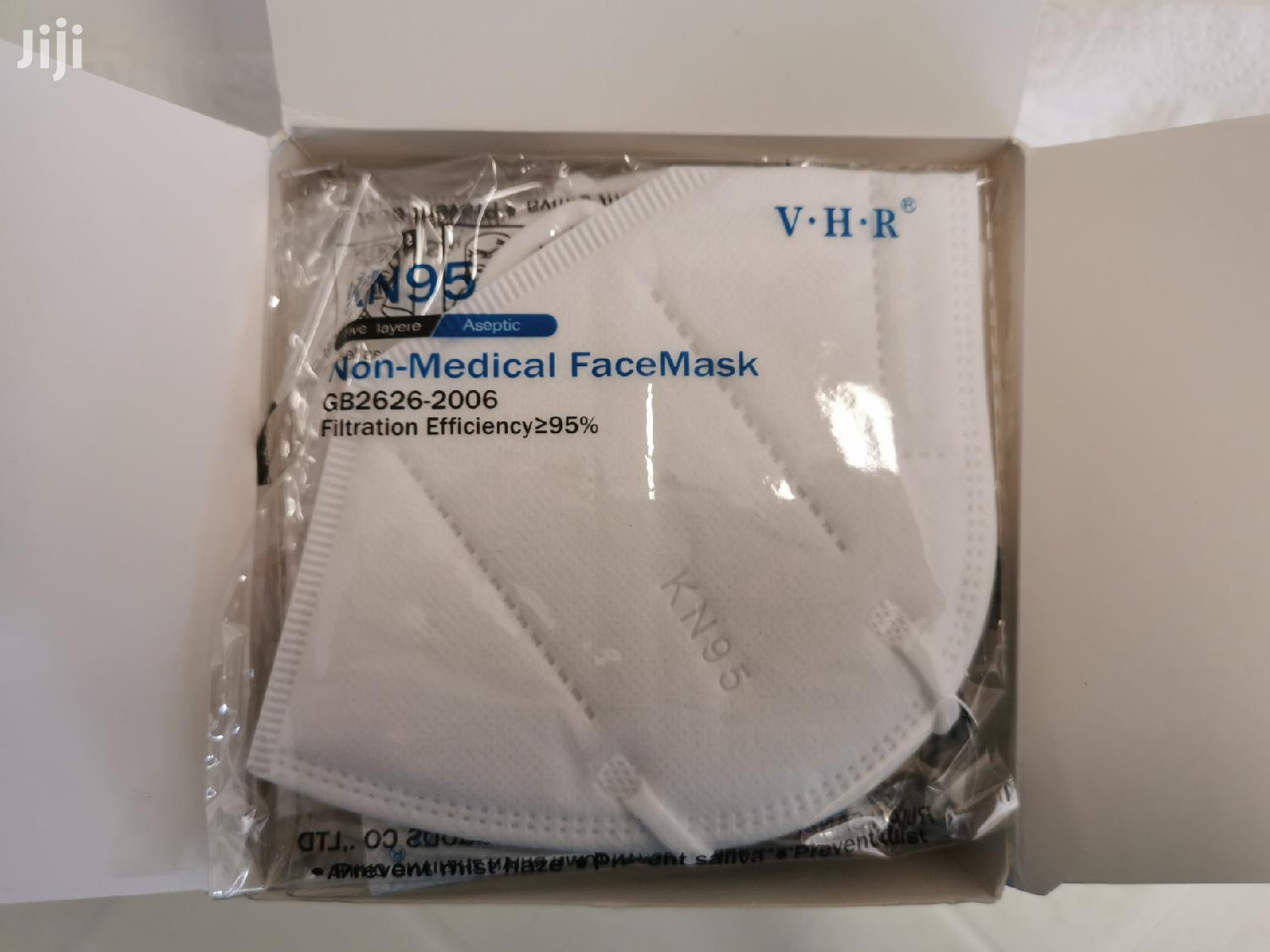 KN95 Face Masks (5 Ply - USA FDA Certified) | Safety Equipment for sale in East Legon, Greater Accra, Ghana