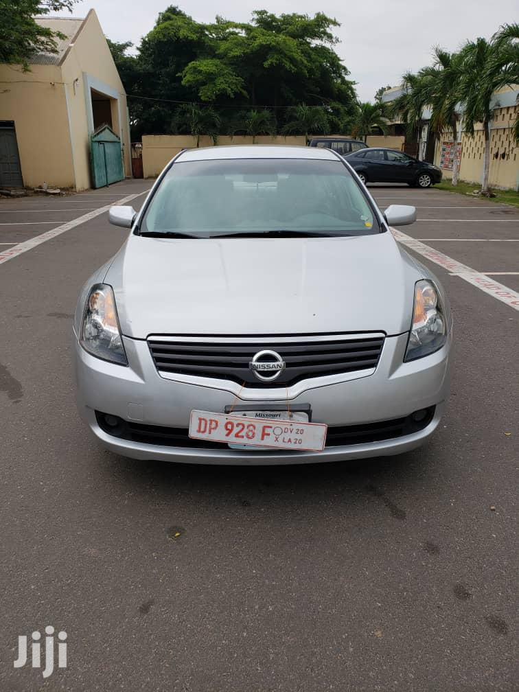 Nissan Altima 2010 2.5 Silver | Cars for sale in Tema Metropolitan, Greater Accra, Ghana