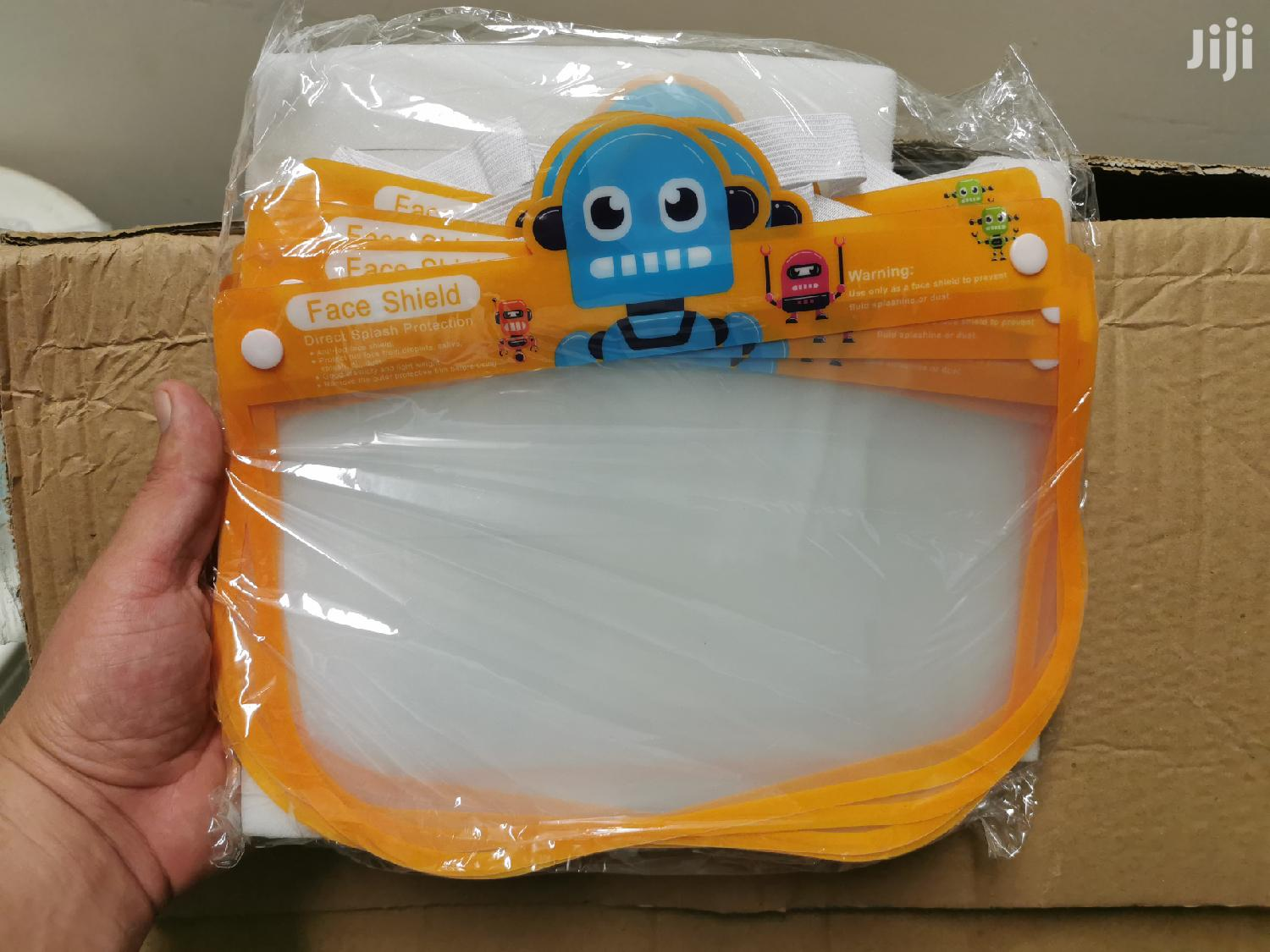 Face Shield For Kids   Safety Equipment for sale in East Legon, Greater Accra, Ghana