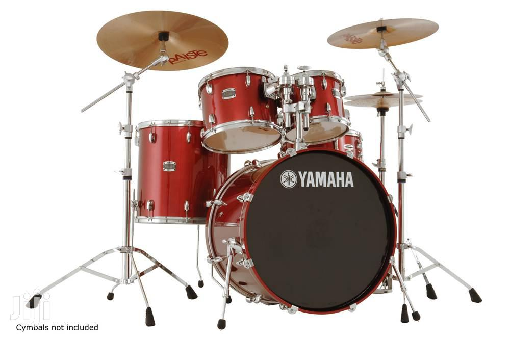 Archive: YAMAHA Drums 5 Pieces