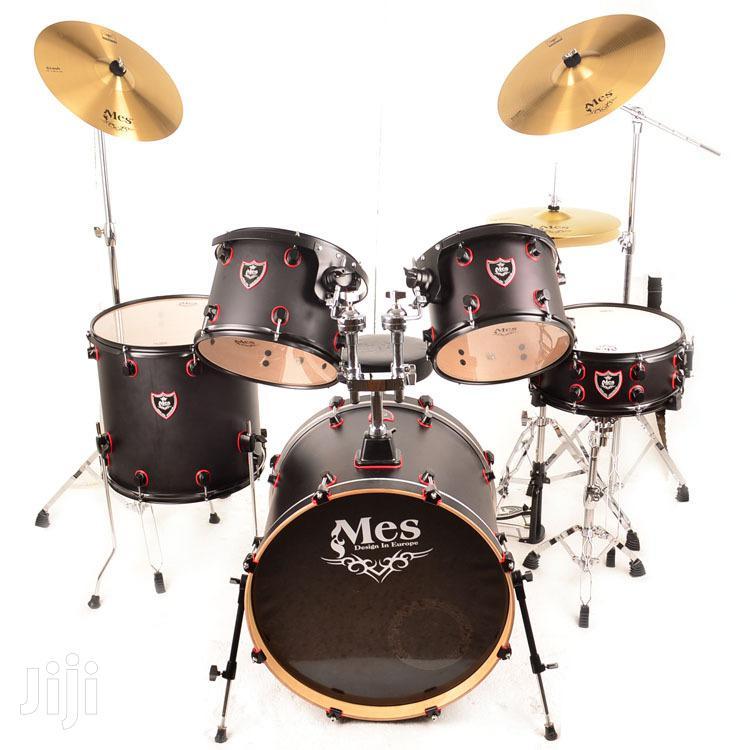 Mes Drums Set Murder Series