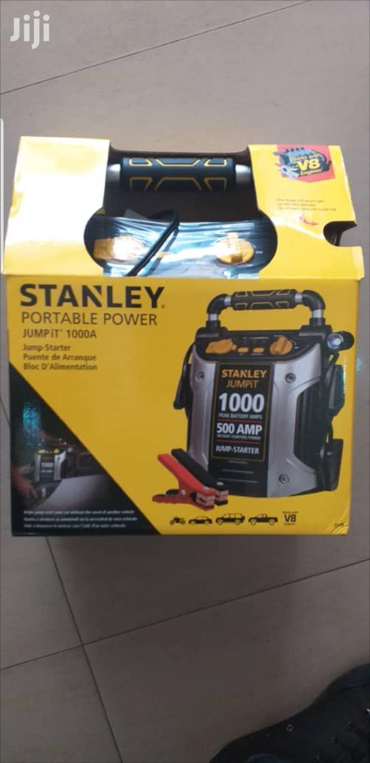 Car Truck Jump Starter Tyre Pump 1000a Delivers Nationwide