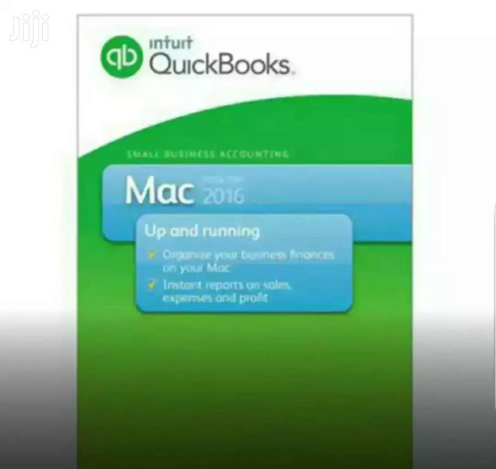 Archive: Quickbooks Pro For Mac/Win + Keys
