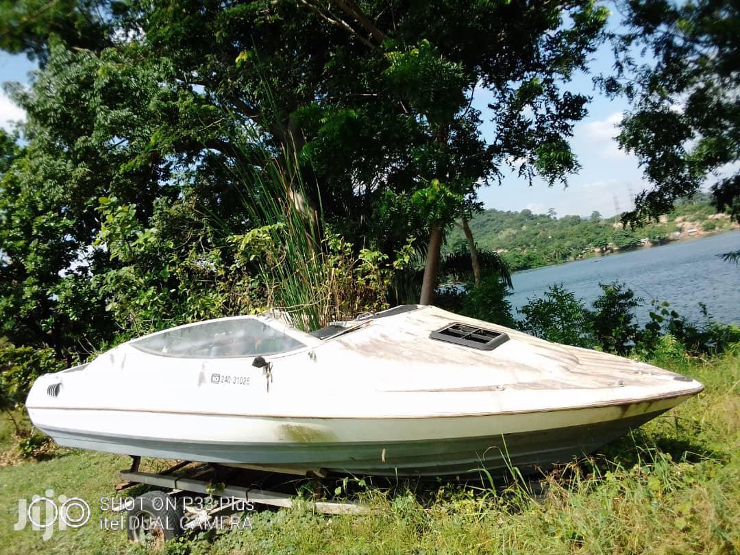 Archive: Slightly Used Yanmar Boat