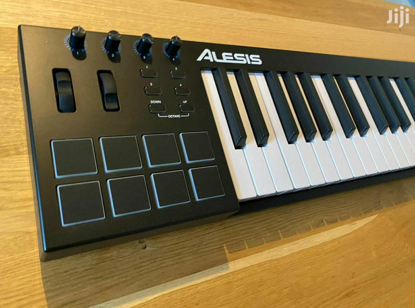 Archive: Alesis V49 USB Midi Keyboard