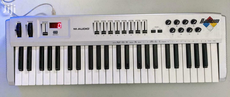M Audio Radium USB Midi Keyboard 49
