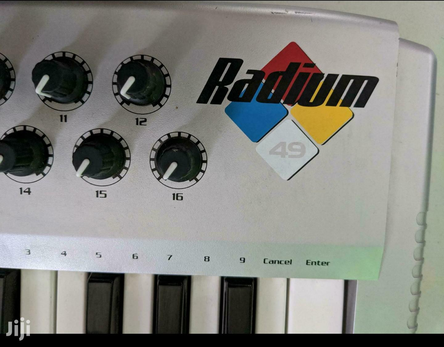 M Audio Radium USB Midi Keyboard 49 | Musical Instruments & Gear for sale in Alajo, Greater Accra, Ghana