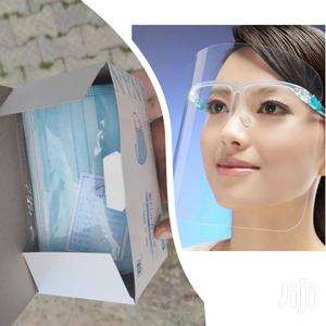 Non-medical Nose Mask + 1 Face Shield Available   Safetywear & Equipment for sale in Greater Accra, Adenta
