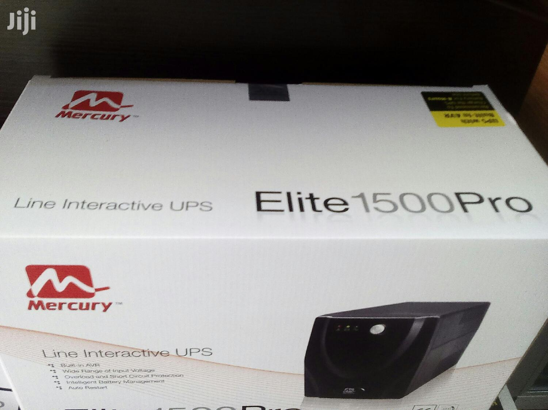 Mercury 1500va UPS | Computer Hardware for sale in Osu, Greater Accra, Ghana