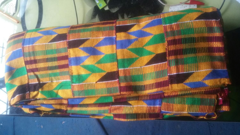 Bonwire Kente Cloth